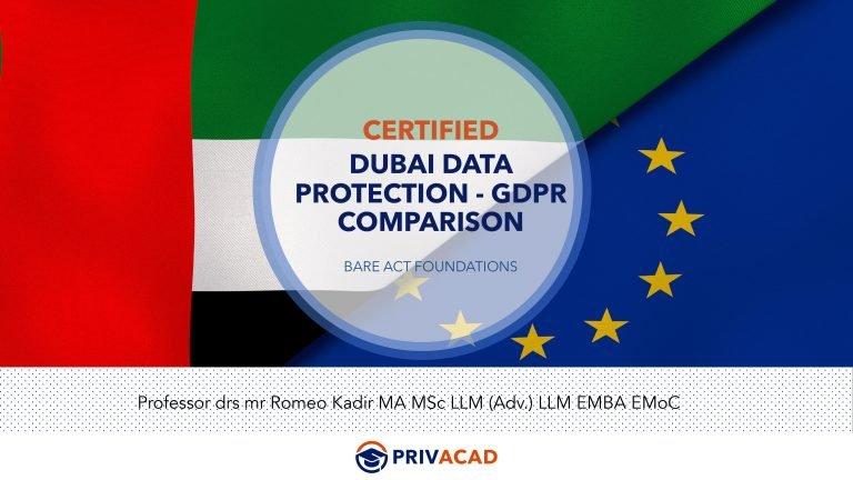 COVER DUBAI DATA PROTECTION